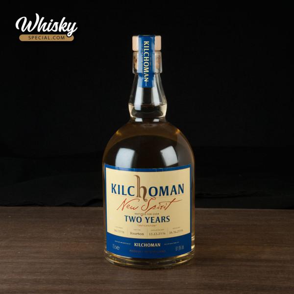 Kilchoman 2006 New Spirit