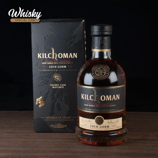 Kilchoman Loch Gorm, 3rd Edition, 2015