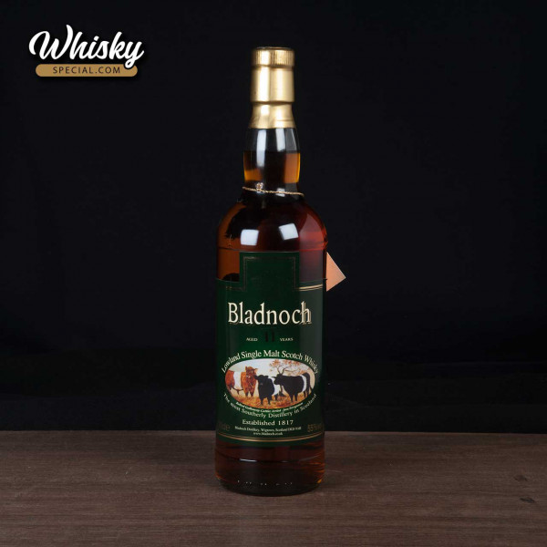Bladnoch 11-year-old, front