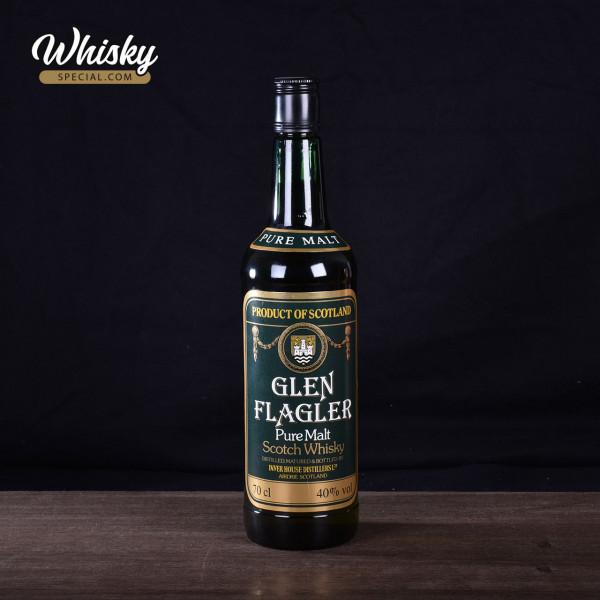 Glen Flagler, 08-year-old, Pure Malt - Special Reserve