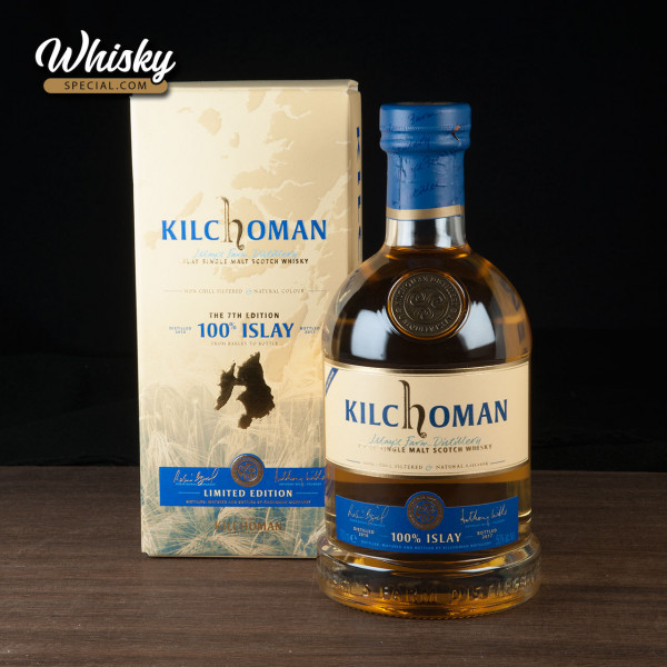 Kilchoman 100% Islay, 7th Edition 2017