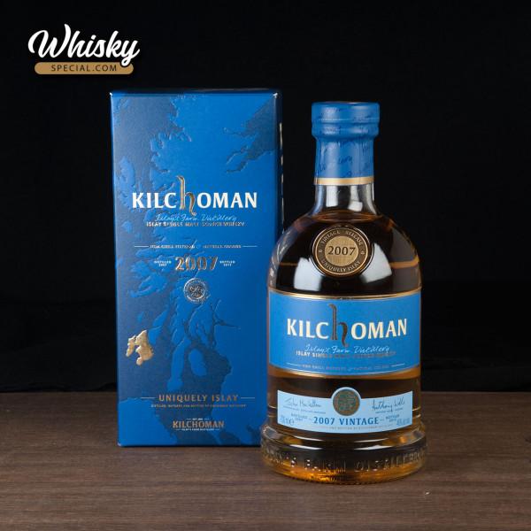 Kilchoman Vintage Release, 2007/2013