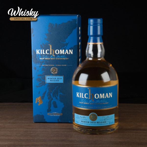 Kilchoman Winter Release, 2010, front